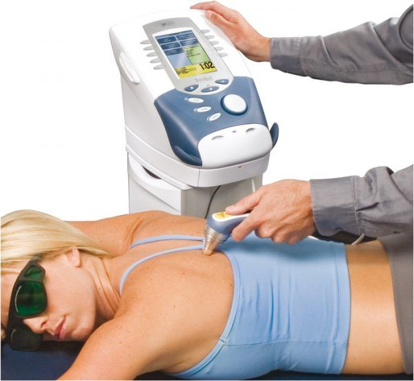 Laser para Fisioterapia