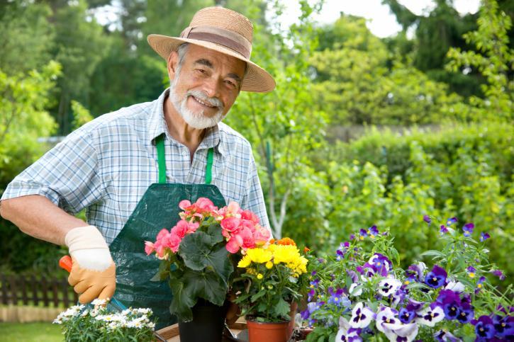 Consejos para no lesionarse - jardineria