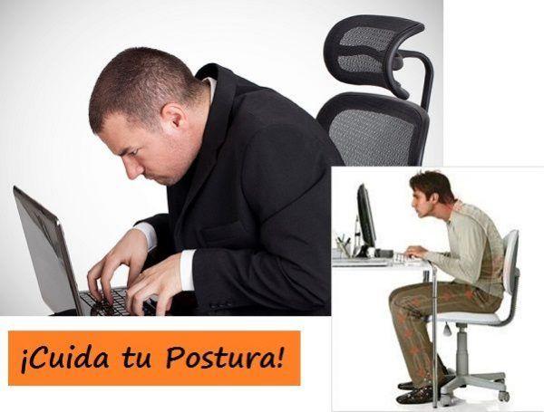 Sindrome Postural - Cuida tu Postura