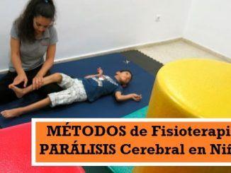 MÉTODOS de Fisioterapia en la PARÁLISIS Cerebral en Niños