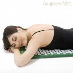 alfombra acupuntura