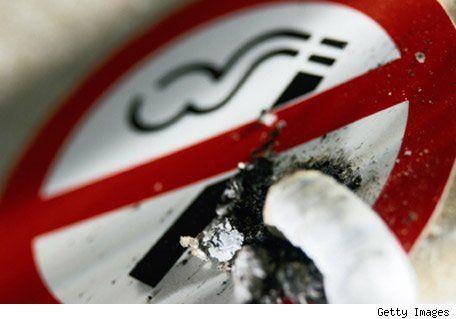 Como dejar fumar de los materiales de circunstancias