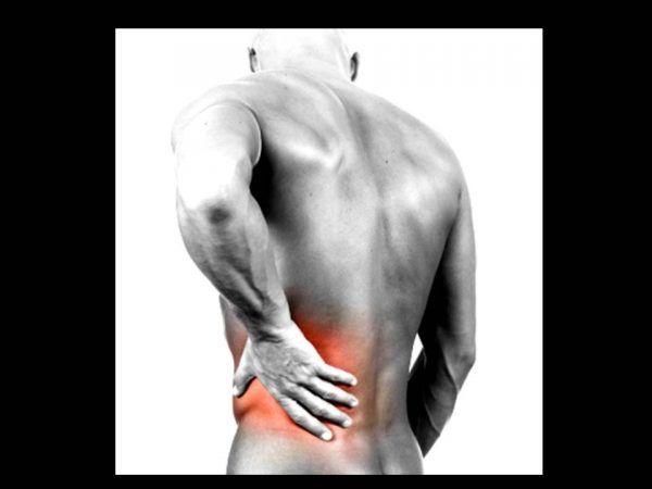 Agudo el dolor en los riñones de la parte derecha