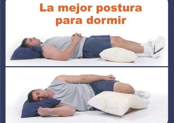 Mejor Postura para DORMIR