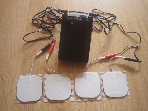 terapia con electricidad