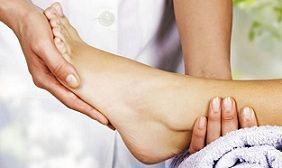 Cuidados de salud para los pies