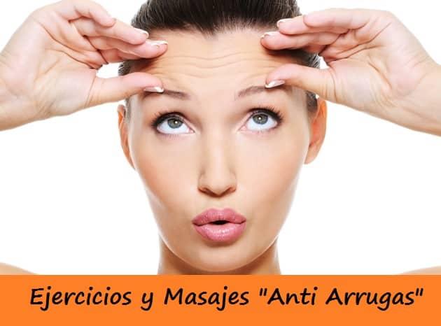 limpiar masaje facial