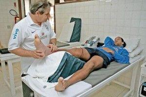fisioterapia de futbol