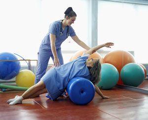 Fisioterapia al servicio de la depresión post-parto