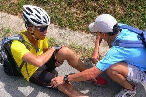 Atención adecuada de lesiones deportivas de forma inmediata