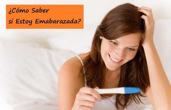 Como Saber Si Estoy Embarazada