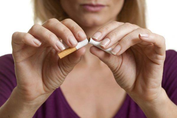 He dejado a fumar el verso como