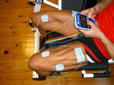 Estimulación Muscular con Electricidad
