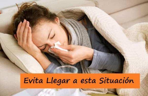5 Consejos que te Ayudarán a Prevenir los Resfriados en Otoño-Invierno.