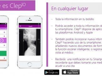ClepIO, TU Biografia Clinica en TU Móvil