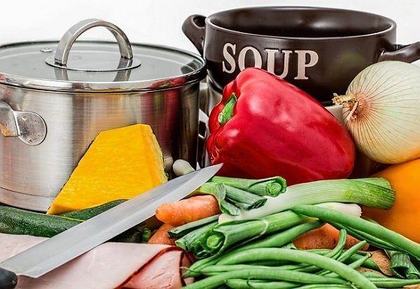 10 Consejos de Alimentación Saludable