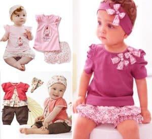 ¿Qué hacer con la ropa de bebé que NO utilizo?