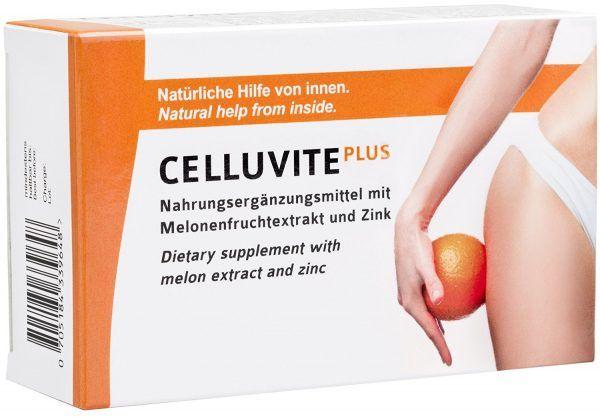 Celluvite Plus- (Piel de naranja y celulitis)
