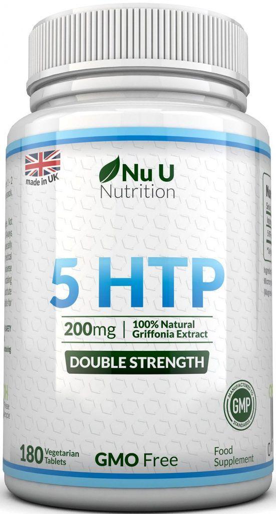 Nu U Nutrition- (Doble Fuerza)