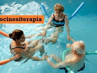 Hidrocinesiterapia