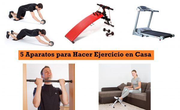 Para hacer en casa perfect ejercicios para hacer en casa for Aparatos de ejercicio