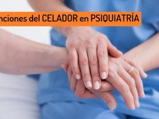 Funciones del CELADOR en PSIQUIATRIA