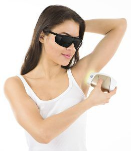 OFERTAgafas de proteccion para depilacion