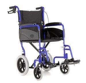 Silla de ruedas ultraligera y plegable