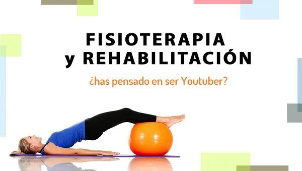 Youtuber de Fisioterapia