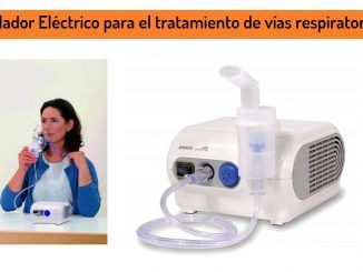 Inhalador eléctrico