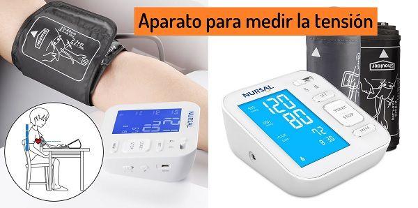 donde puedo comprar aparato para medir presion arterial
