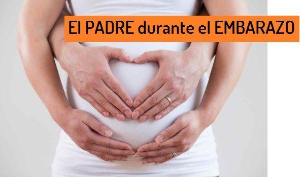 Padre durante el embarazo