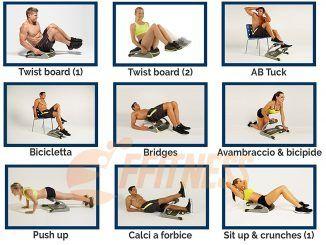 OFERTA Maquina de ejercicio multifuncion 6 en 1