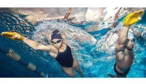 PALAS para natacion
