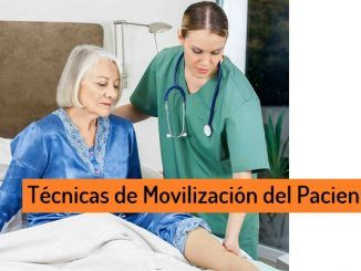 Tecnicas Movilizacion Paciente