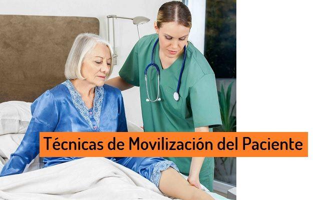 Tecnicas Movilizacion Paciente