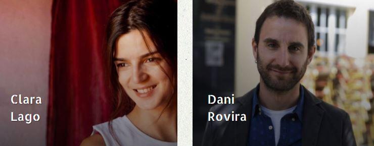 Clara Lago y Dani Rovira crean la Fundación Ochotumbao