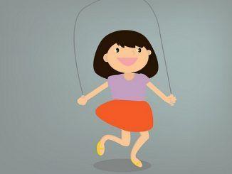 Mujeres de la Tercera Edad Saltan a la Cuerda como en la Niñez