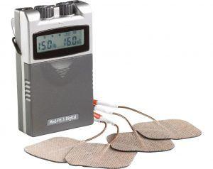 Med-Fit 3 Dispositivo con electrodos
