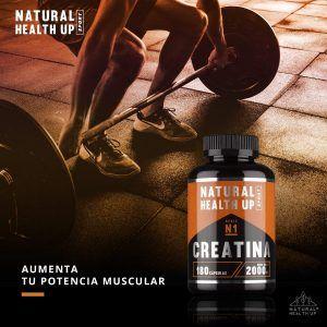 Creatina, Natural Health Up