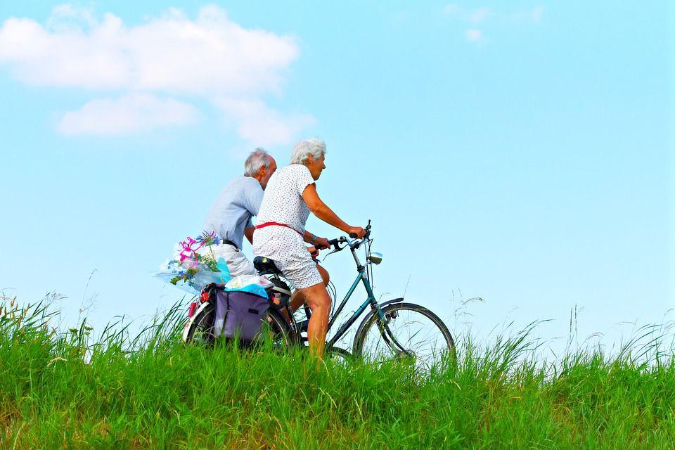 Las características fisiológicas del envejecimiento
