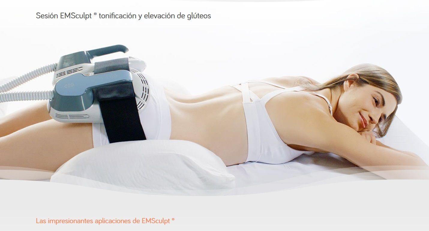 Fortalecer Musculos Con Emsculpt