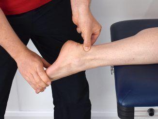 Ejercicios de rehabilitación para esguinces de tobillos