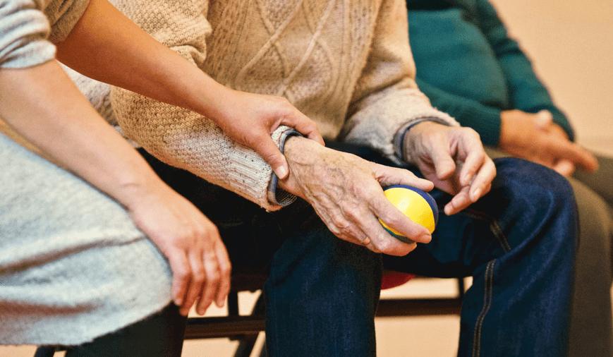 Fisioterapia geriatrica para mayores